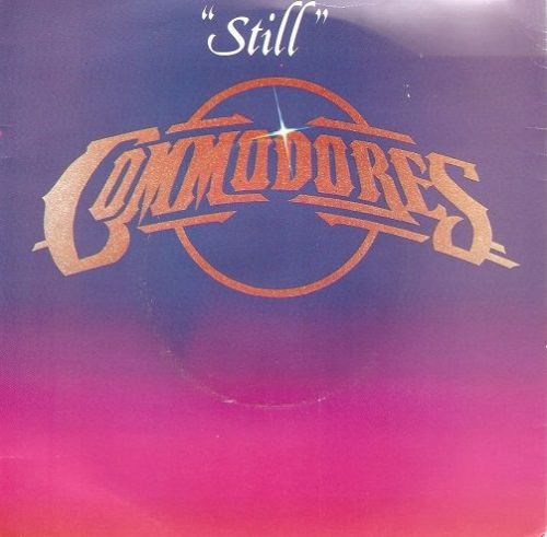 COMMODORES Still Vinyl Record 7 Inch Motown 1979